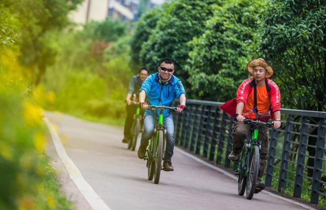 Historical city of CPC sets unique sample of eco-friendly tourism
