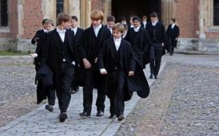 Students from ten top schools were 100 times more likely to apply to the most prestigious city graduate schemes than their peers at the bottom 10% of schools, a new analysis shows