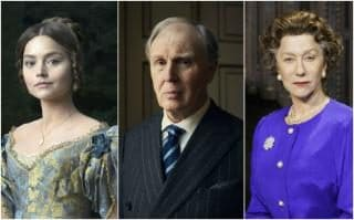 From King Charles III to The Crown: British kings, queens and royals in TV and film