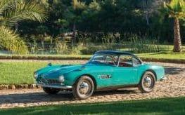 1957 BMW 507 Roadster