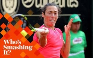 Francesca Schiavone is enjoying her final year on the circuit