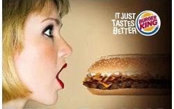 Fast food advertising is a breeding ground for controversy