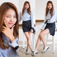 걸그룹 `프리스틴` 리더 나영의 카리스마