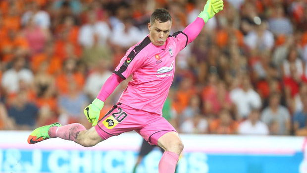 Danny Vukovic.