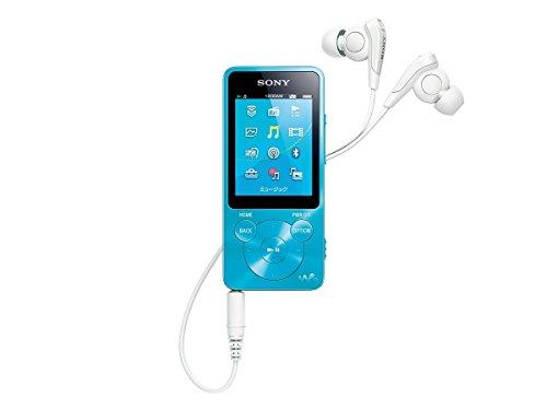 ソニー SONY ウォークマン Sシリーズ NW-S14 : 8GB Blu...