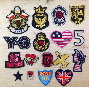 Iron-On-Patches