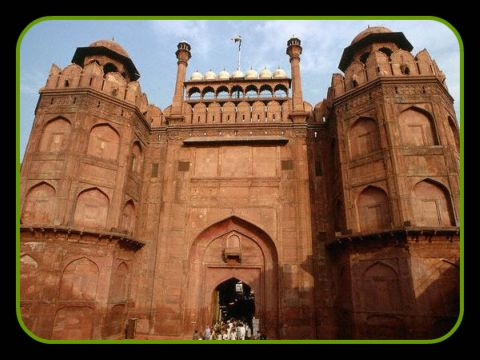 Forts and Palaces in India