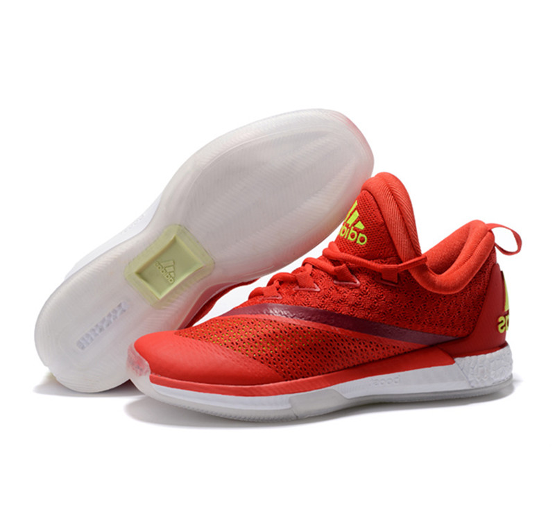 Adidas James Harden Crazylight Boost 2.5PE Shoes red