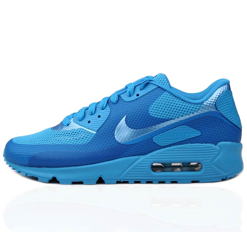 Nike Air Max 90 HYP PRM blue Running shoes