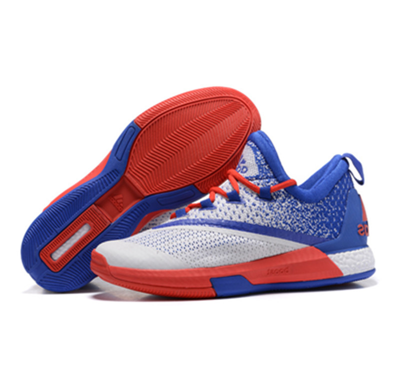 Adidas James Harden Crazylight Boost 2.5PE Shoes white red blue