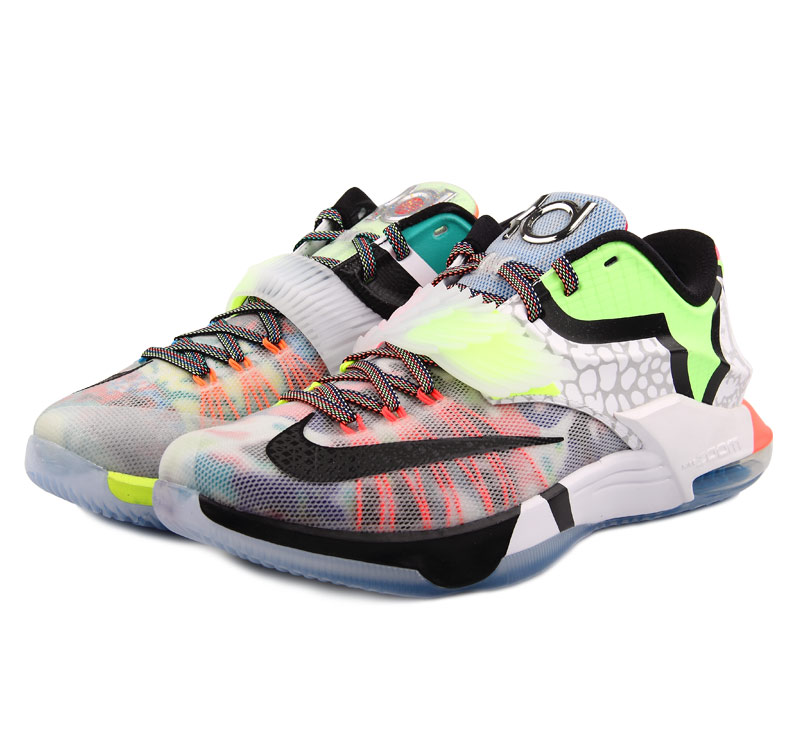 Nike KD7 SE EP What The KD 7 Keivn Durant Shoes