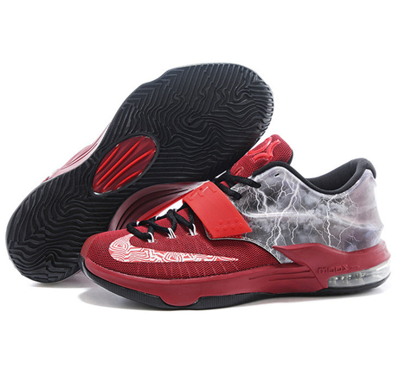 NIKE KD VII KD 7 New Red Shoes