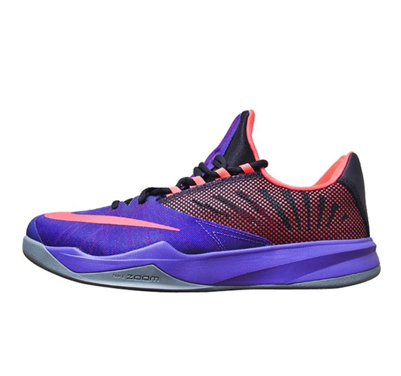 NIKE Zoom Run The One James Harden Shoes blue orange purple