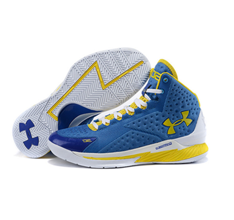 Under Armour Stephen Curry 1 Shoes Blue
