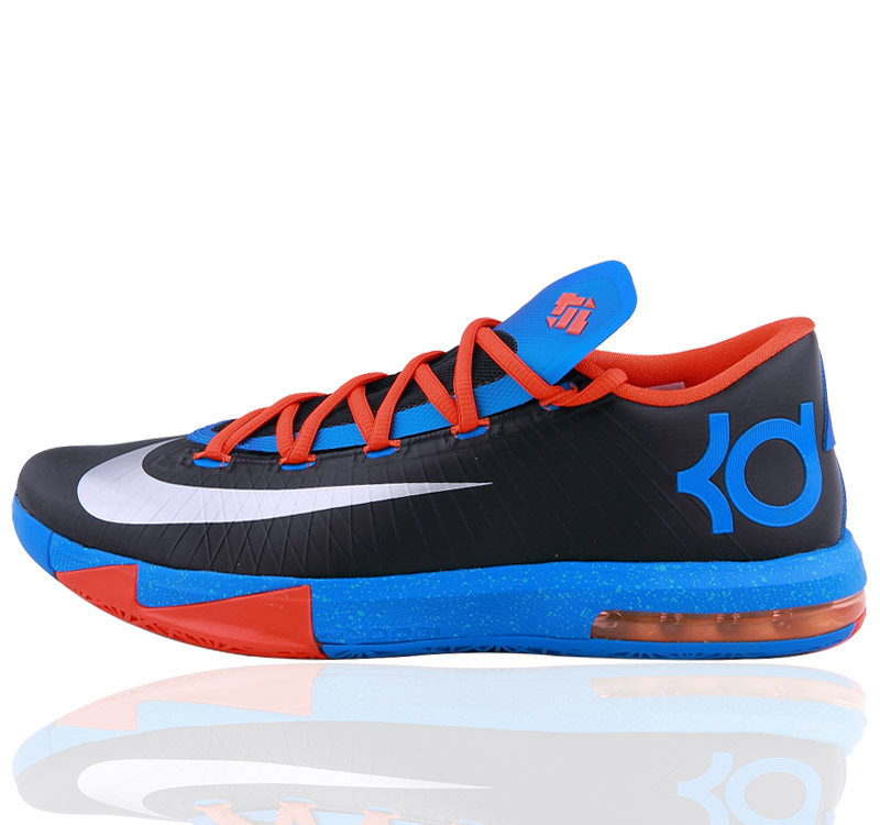NIKE KD VI KD6 Kevin Durant Blue Basketball shoes