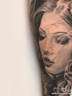 巧夺天工:那些让人忘不了的牛逼纹身图(六十一)