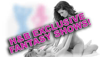 our 2 girl lesbian fantasy strip show is the hottest girl on girl action in the USA