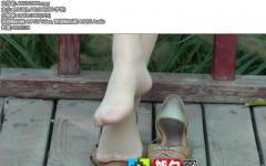 [赤足者] 小玉丝袜外景加长版 [MPG/1.34G]