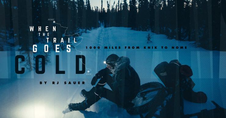 Bikepacking Iditarod Trail Invitational