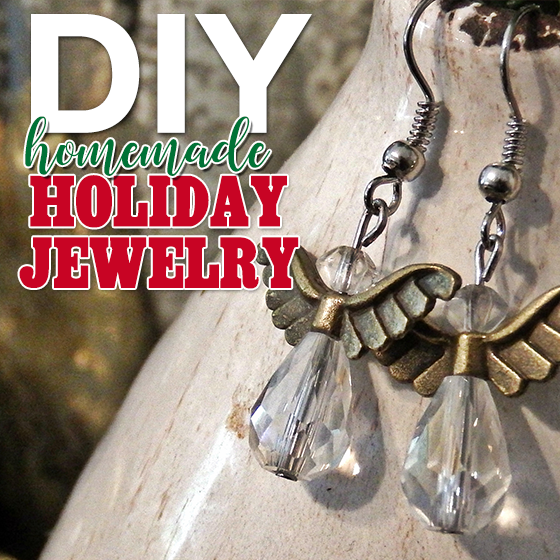 DIY Homemade Holiday Jewelry 6 Daily Mom Parents Portal