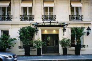 Best Paris Hotels – Hotel Daniel
