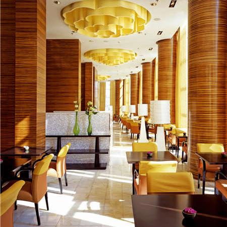 北京金融街丽思卡尔顿酒店 共度温馨时刻