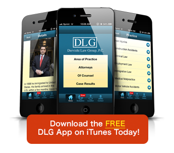 The Official App for the Dervishi Law Group, P.C.