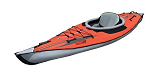 Advanced Elements AE1012-R AdvancedFrame Inflatable Kayak