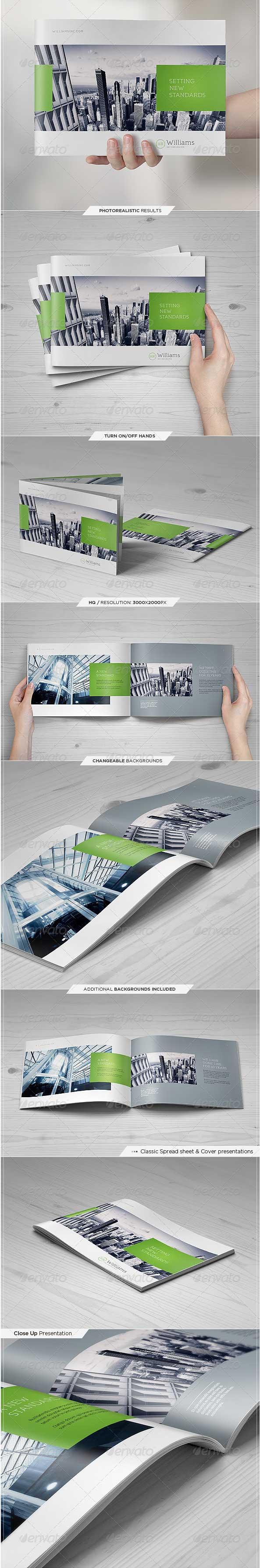 landscape-brochure-mockup-set
