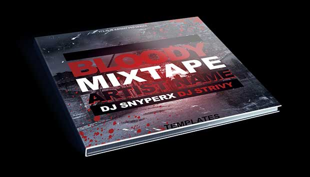 free-mixtape-cd-cover-psd-template