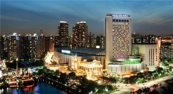 首尔乐天世界酒店