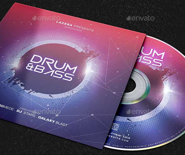 drum-bass-dubstep-electro-cd-cover-template