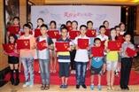 第五届英语口语大赛,我校包揽中小学组冠军