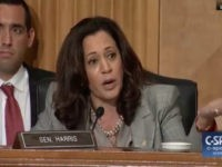 Watch: Dem Sen Kamala Harris, DHS Chief Have Testy Exchange Over Sanctuary Cities