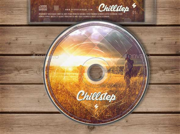 cd-cover-artwork-psd-template