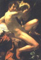 """San Juan Bautista"" - Caravaggio - 1601"