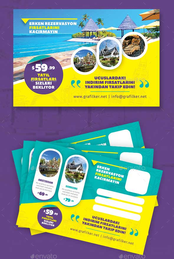 travel-tours-postcard-templates