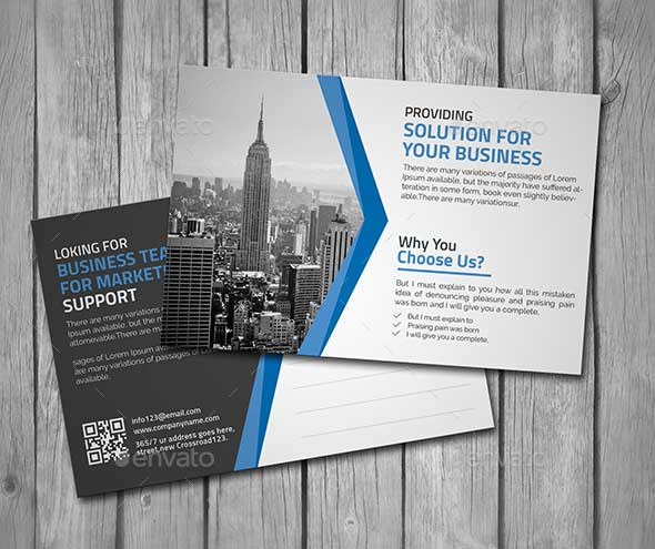 corporate-post-crad-template-psd