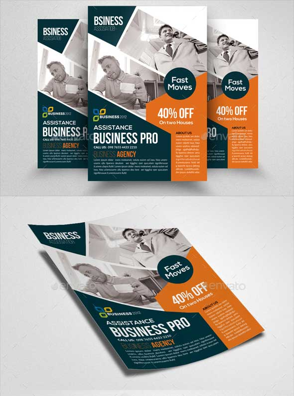 Amazing Business Flyer Templates