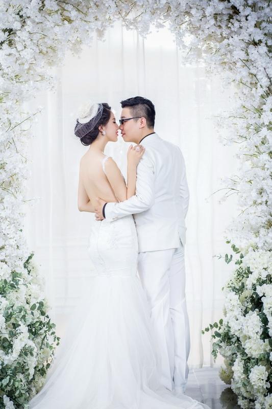 杭州婚纱摄影-暖暖很贴心的晒片