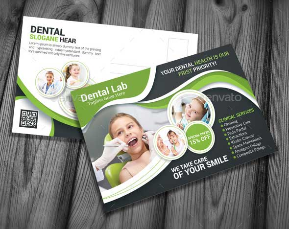 dental-postcard-templates