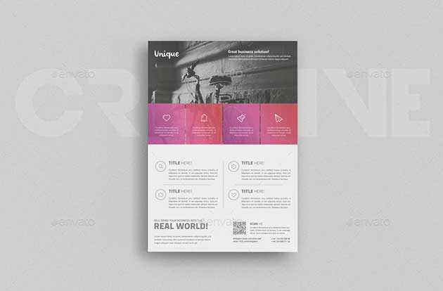 Multipurpose Business Flyer Templates