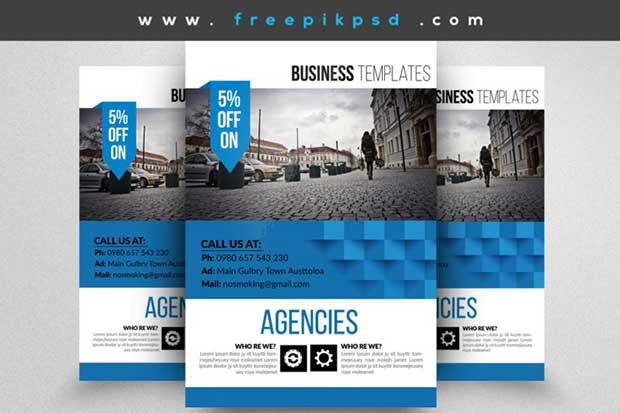 free-elegant-business-flyer-templates