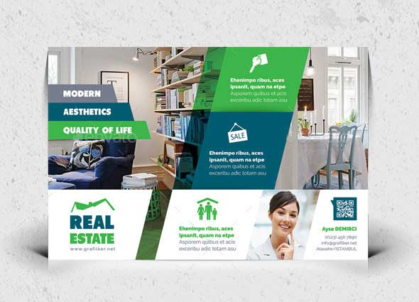 real-estate-postcard-template