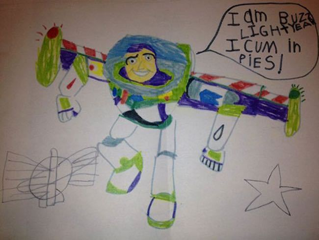 The FDA Probably Has Something... is listed (or ranked) 1 on the list 51 Unintentionally Hilarious Kids' Drawings