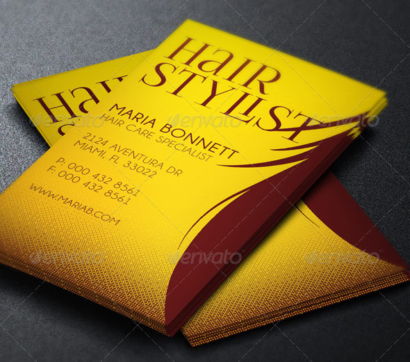 hair-care-specialist-business-card-template