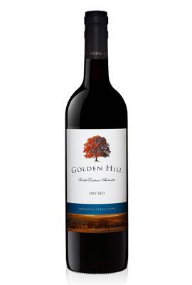 金山谷干红葡萄酒