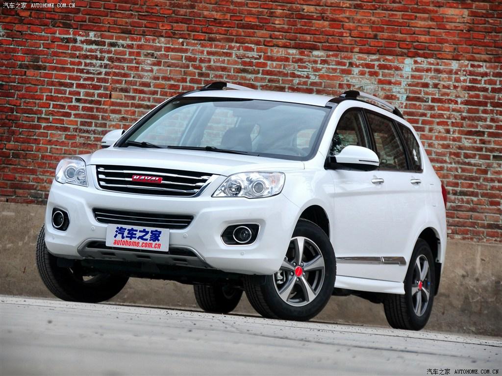 国内市场连续销量第一SUV车型:哈弗H6