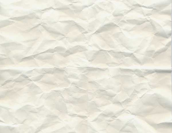 Free Download White Crumbled Paper Texture