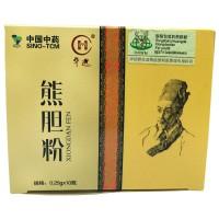 中国中药 熊胆粉
